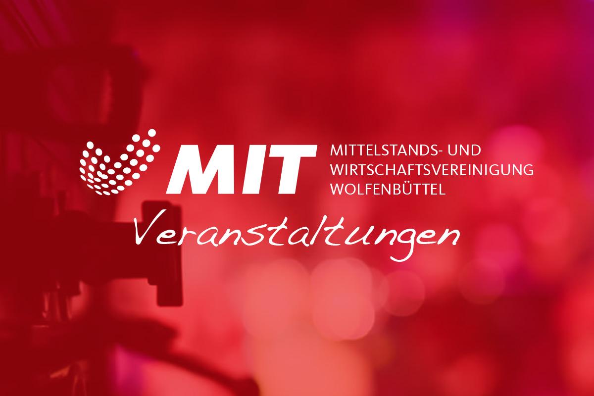 MIT Veranstaltungen