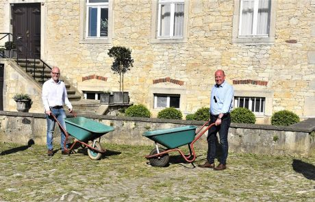 Breske und Bormann zu Gast beim Reit- und Fahrverein Cremlingen