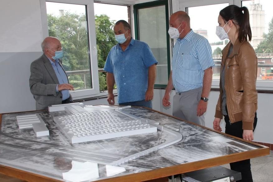 Holger Bormann - Besuch in Drütte
