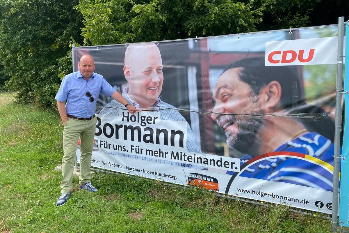 Holger Bormann - Blinde Zerstörungswut im Wahlkampf