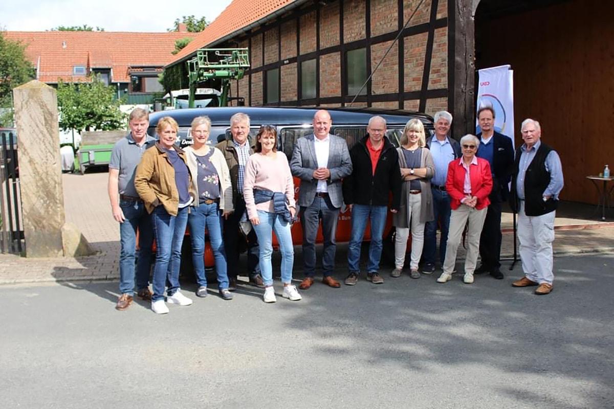 Holger Bormann - Besuch Groß Mahner