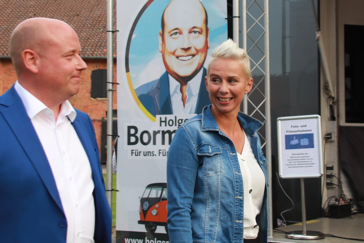 Holger Bormann - Silvia Breher